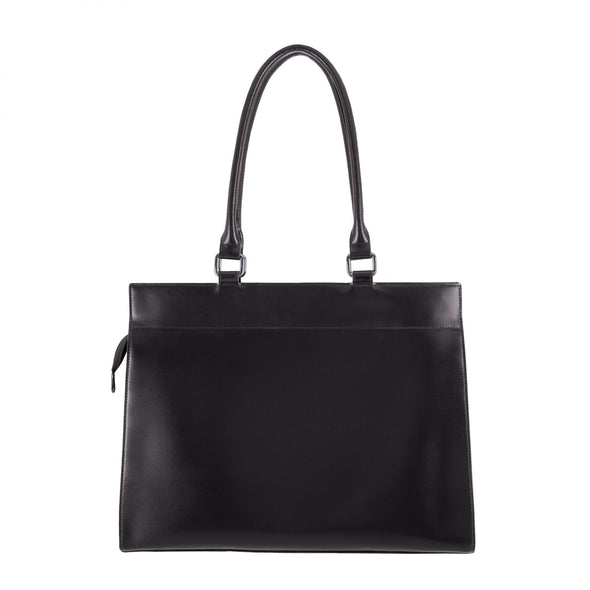 Audrey RFID Eileen Large Brief in Black/Black