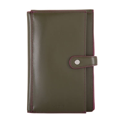 Audrey RFID New Passport Wallet F8