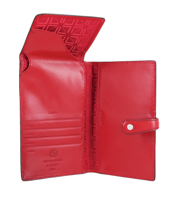 Audrey RFID New Passport Wallet