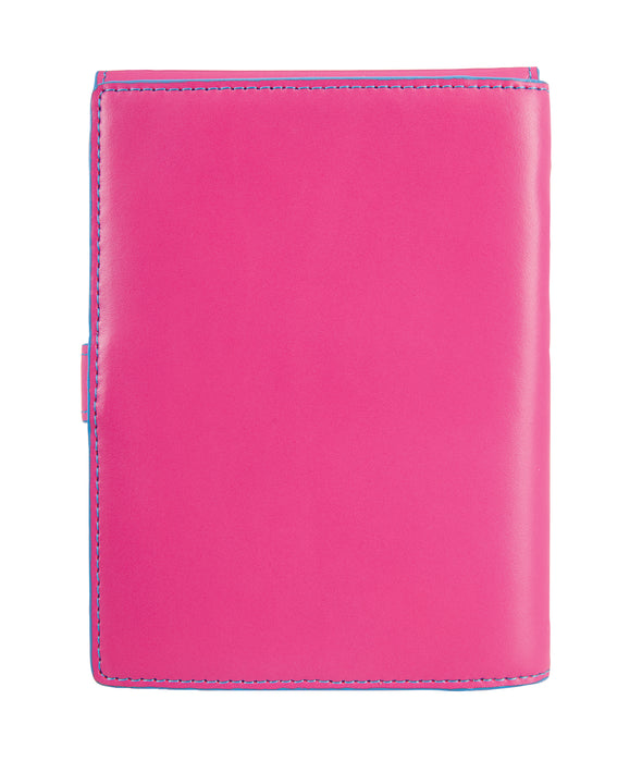 Audrey RFID Passport Wallet With Ticket Flap SU8
