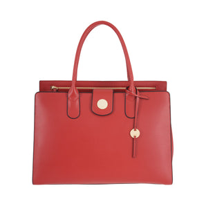 Rodeo RFID Ally Work Tote in Brick