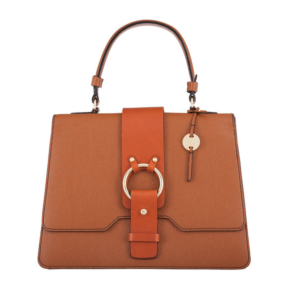 Rodeo Veg RFID Cher Flap Satchel