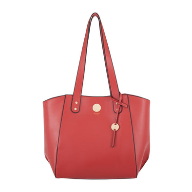 Rodeo RFID Jenna Tote in Brick
