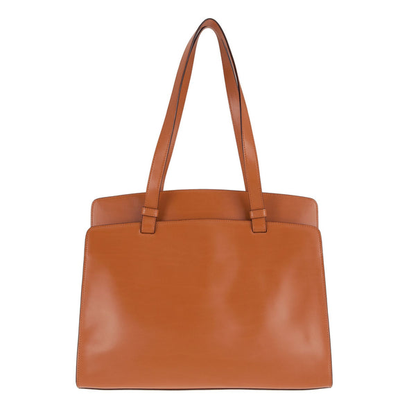 Audrey RFID Jana Work Tote in Toffee