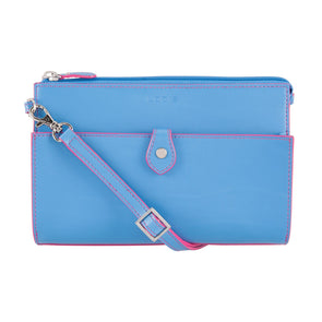 Audrey RFID Vicky Convertible Crossbody Clutch SU8