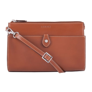 Audrey RFID Vicky Convertible Crossbody Clutch