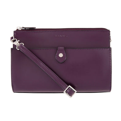 Audrey RFID Vicky Convertible Crossbody Clutch F9