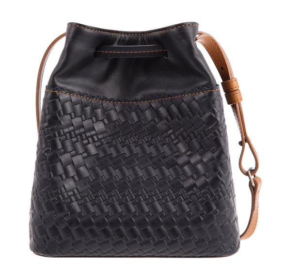Rodeo Woven RFID Blake Small Drawstring