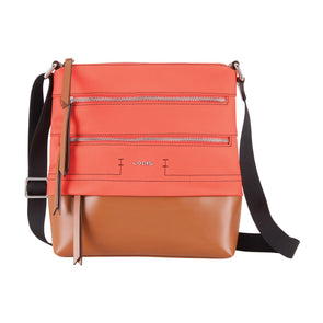 Nylon Sport RFID Wanda Travel Crossbody- Sale Colors