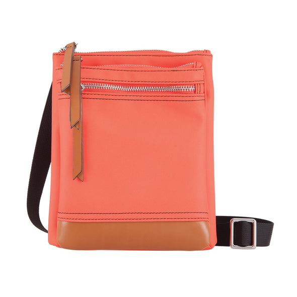 Nylon Sport RFID Zora Pouch Crossbody- Sale Colors
