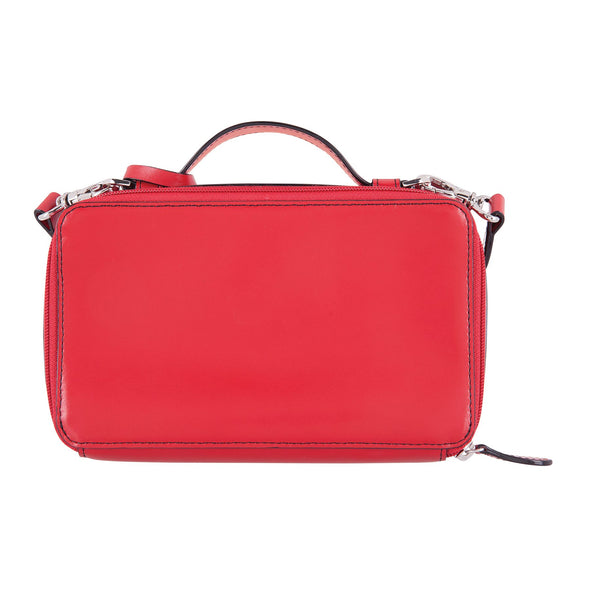 Audrey RFID Sally Zip Around Crossbody