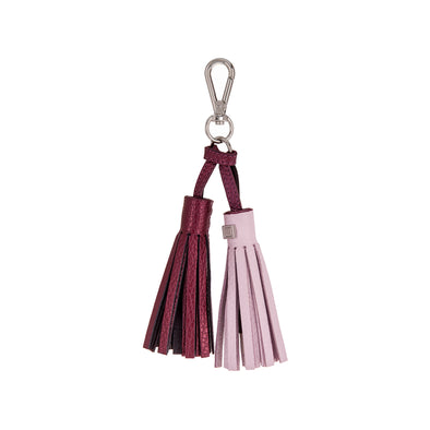 Lodis.com Special Sara Tassel Key Fob with charging cable