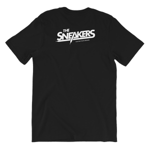 T-Shirt Noir The Sneakers Release #2