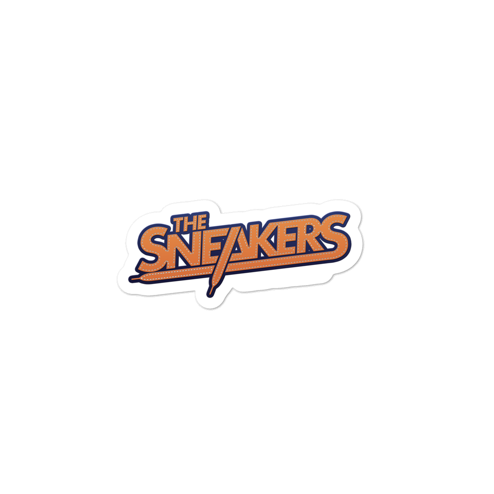 Autocollants Logo The Sneakers