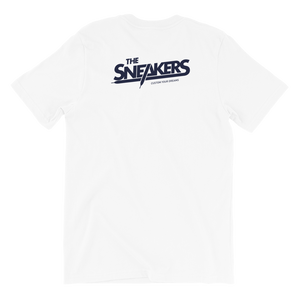 T-Shirt Blanc The Sneakers Release #2