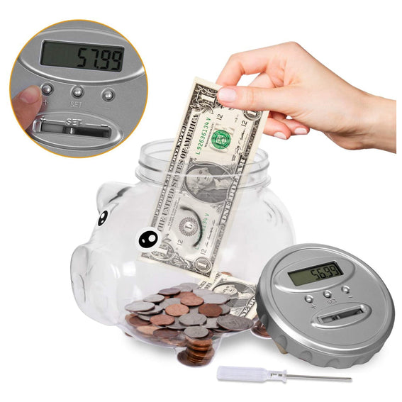 Digital Piggy Bank