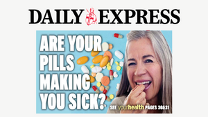 Vitmedics.com features in the Daily Express