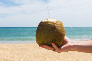 Vitmedics on Netdoctor - 10 nutritionist-backed benefits of coconut water