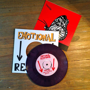 Cheap Red- No BS Just TS! 7""