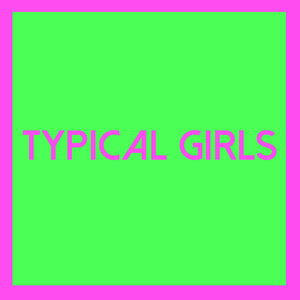 Various - Typical Girls Vol. 2 CD/LP
