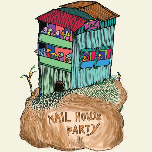 Various - Nail House Party LP