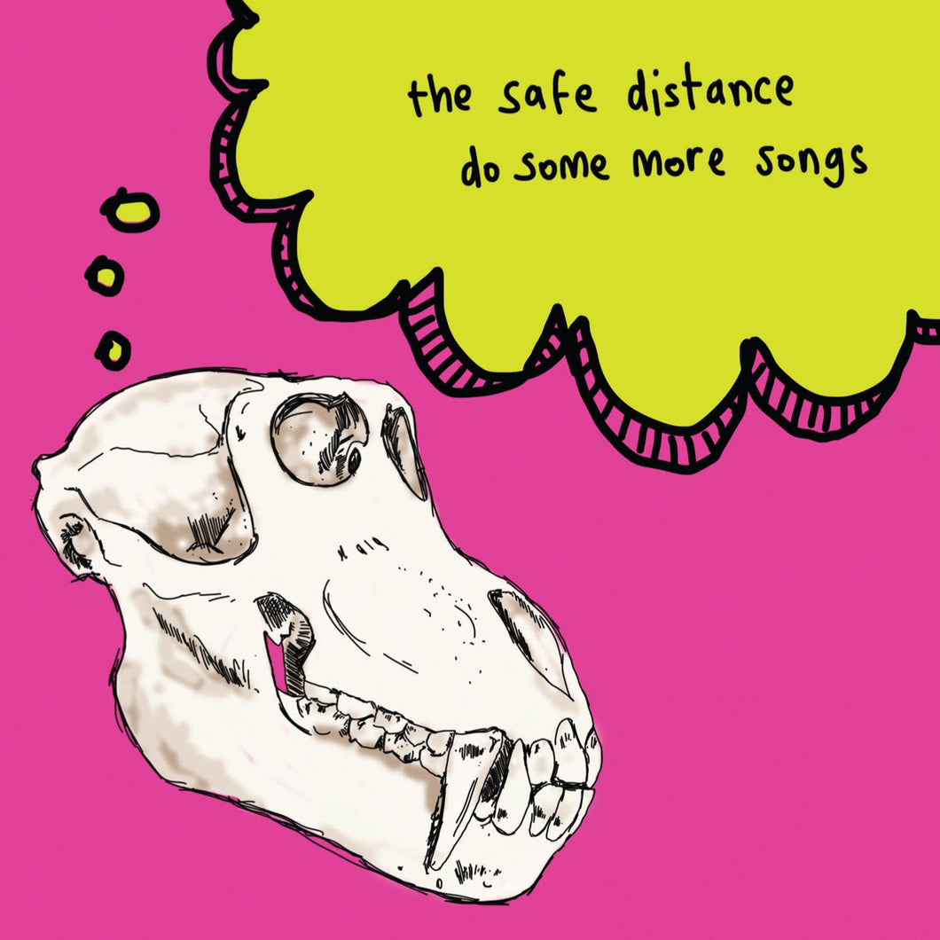Safe Distance - Do Some More Songs CD