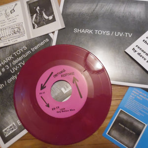 Shark Toys / UV-TV - split 7""