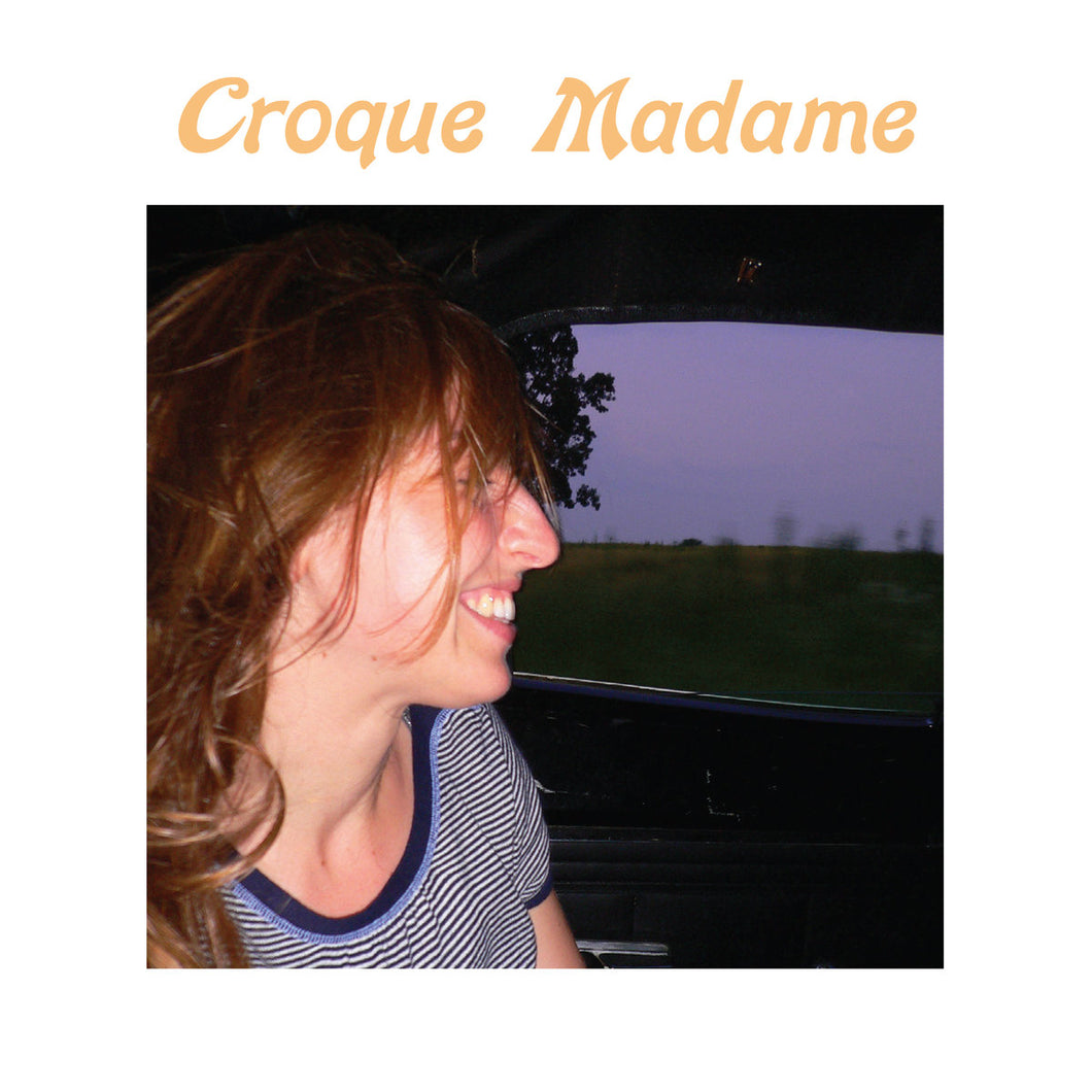 Croque Madame - Croque Madame CD/LP
