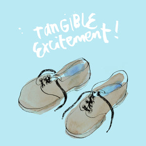 Tangible Excitement! - Tangible Excitement! 7""