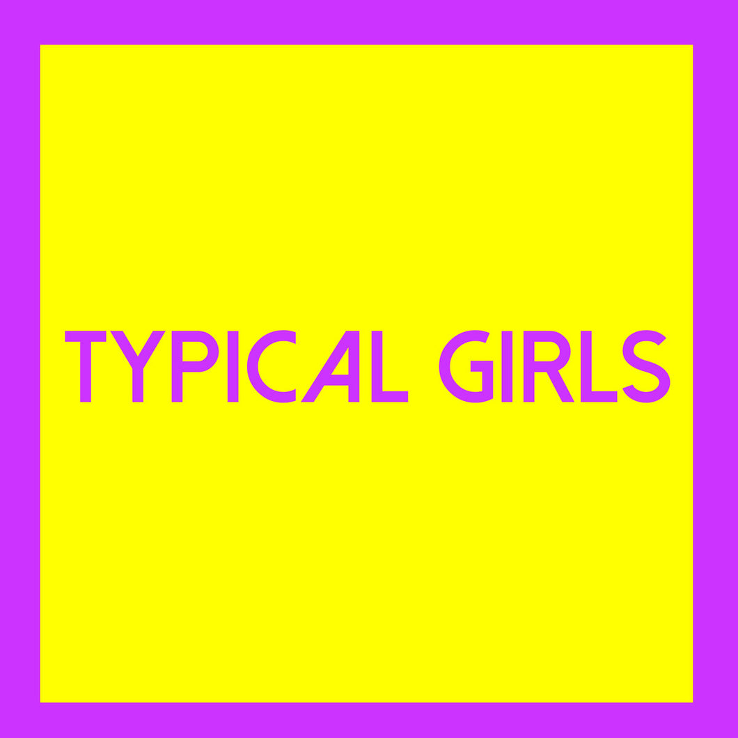 Various - Typical Girls Vol. 3 LP