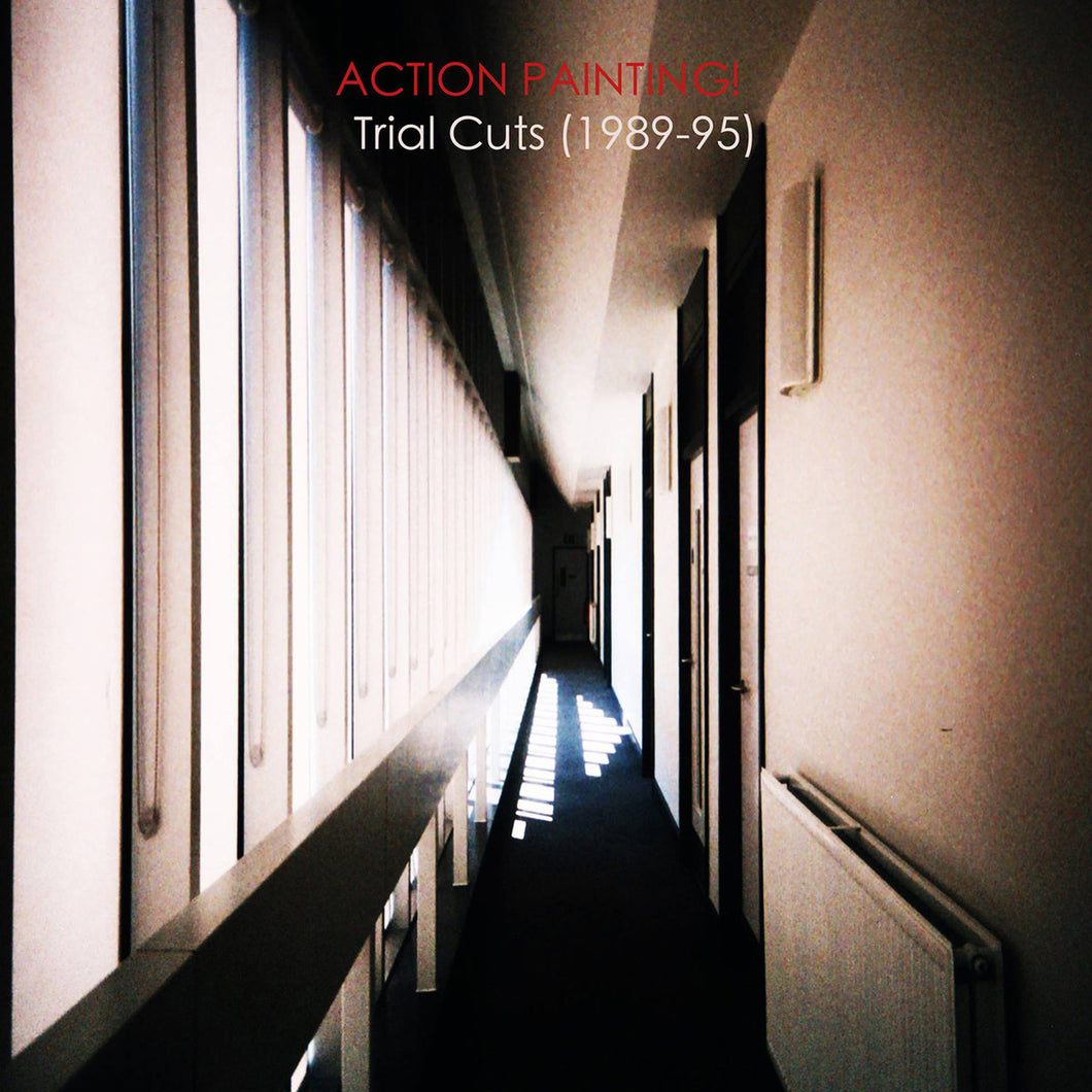 Action Painting! - Trial Cuts CD/LP