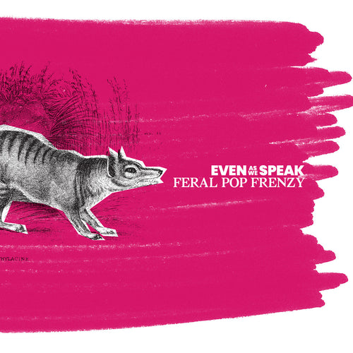 Even As We Speak - Feral Pop Frenzy CD/LP
