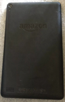 "Amazon Kindle Fire 5th Gen SV98LN Wifi 7"" 8GB Tablet Black - Deal Changer"