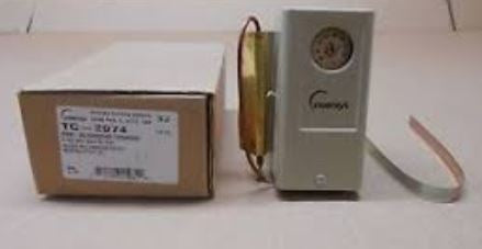 Thermostat Invensys T.A.C. TC-2974 2 Position 50-210F - Deal Changer