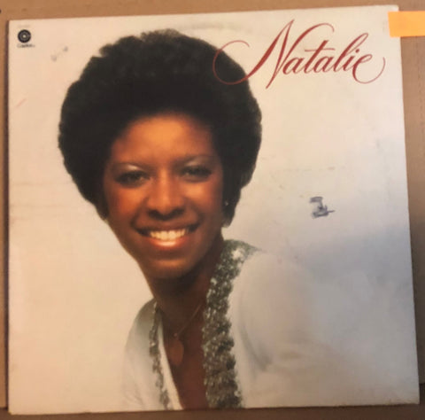 SELF TITLED NATALIE COLE ST-11517 LP - Deal Changer