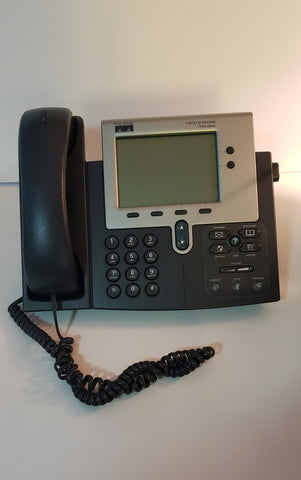 Cisco VOIP IP Business Office Phone VoIP Telephone 7940 (CP-7940G) - Deal Changer