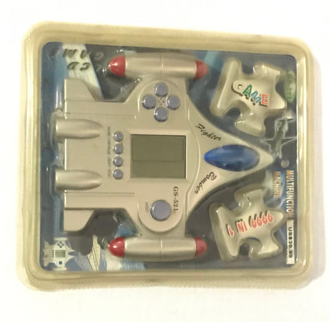Multifunction Machine GS-521 Fighter Bomber Palmtop Game Machine - Deal Changer