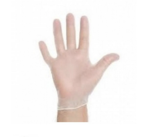 Syntheticare Vinyl Powder Free Exam Gloves - 100ct - Deal Changer