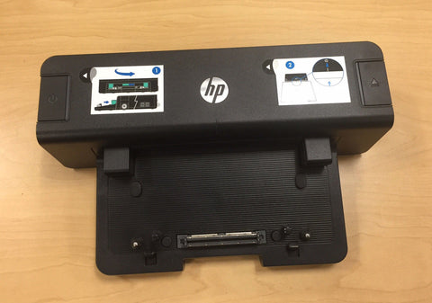 HP Docking Station Elitebook 8440p 8460p 8460w 8540p 8540w 8560p 8560w 8470p - Deal Changer