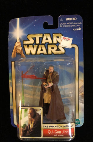Star Wars: Qui-Gon The Phantom Menace - Hasbro Action Figure - Deal Changer