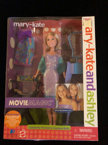 Mary Kate & Ashley Movie Magic Doll.  Mattel Sealed - Deal Changer