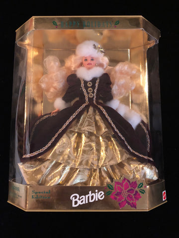 Happy Holidays Barbie: Special Edition - Deal Changer