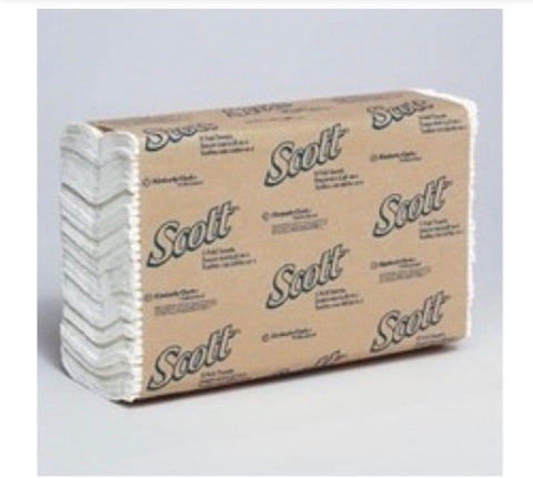 KIMBERLY-CLARK PROFESSIONAL SCOTT-C-FOLD TOWEL - 1 Case - Deal Changer