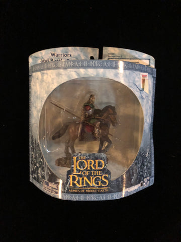 Lord of the Rings: Armies of Middle Earth: Rohan Horsemen: New Sealed - Deal Changer