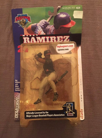 Manny Rodriguez McFarlane Big league Challenge Boston Red Sox Action Figure - Deal Changer
