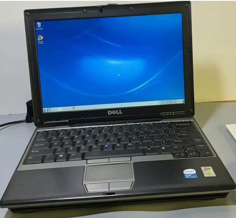 "Dell Latitude D420 12"" Windows 7 Laptop Intel 1.2GHZ WIFI - Deal Changer"