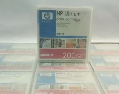 HP Ultrium 200GB Data Cartridge 200GB C7971A LTO1 - Deal Changer