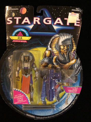 Star Gate: Ra Ruler of Abydos: Action Figure w/Phantom Gun Factory Packaged - Deal Changer