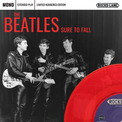 Beatles - Sure To Fall (color) 7""