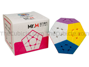 ShengShou Mr. M Megaminx - Stickerless (Bright)